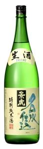越乃景虎名水仕込み特別純米生酒入荷!