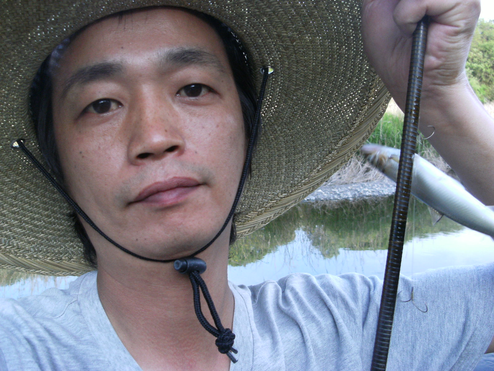 H22.5.9犬上川小鮎釣り 001
