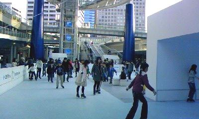 オアシス スケート1