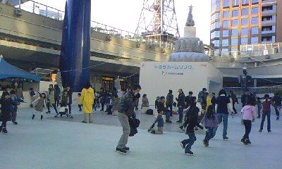 オアシス スケート2
