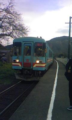 樽見鉄道 電車(青)