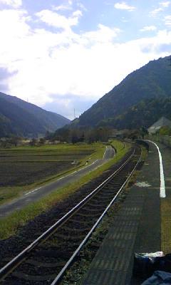 樽見鉄道 線路