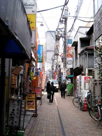 慶応通り2