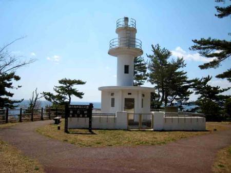 大船渡の灯台