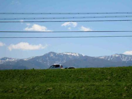 飯山から木島平方面