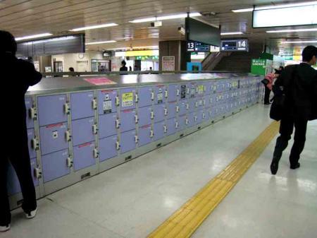 仙台駅コインロッカー