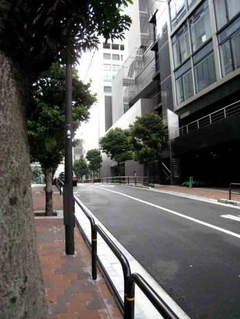 東京FM横横の坂道