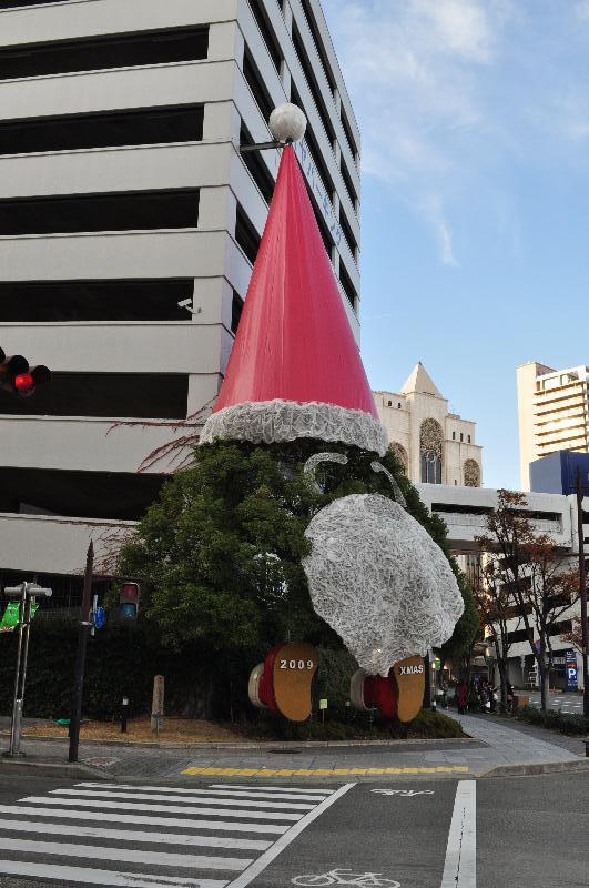 神戸市 ハーバーランド モザイク周辺 風景
