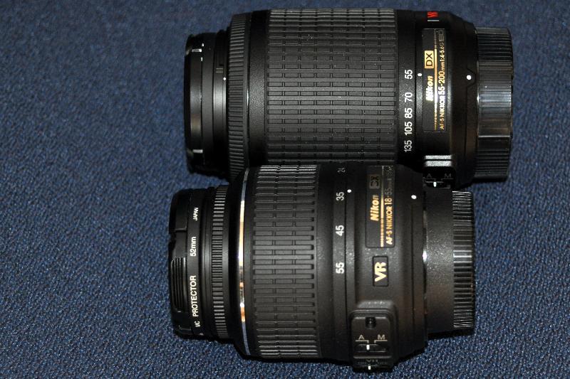 Nikon D5000 ダブルズームキット