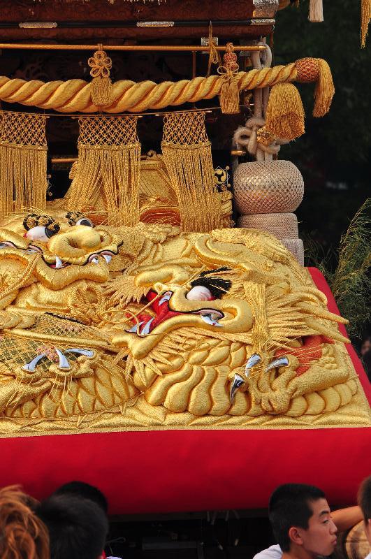 川之江秋祭り JAうま 中下太鼓台