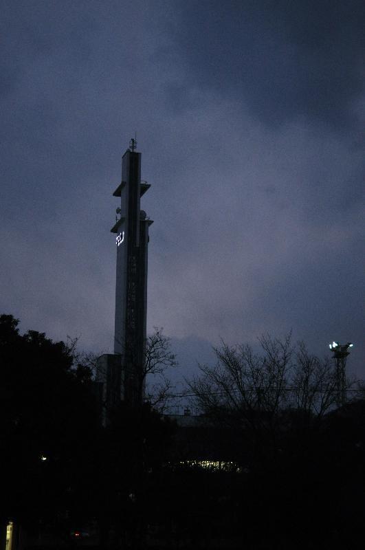 徳島市 夜景