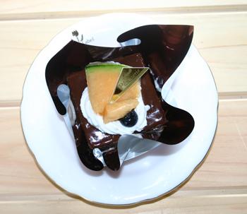 ストロ-ベイル SANKANYA新作ケーキできました!090717b