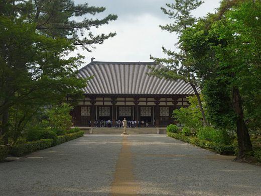 唐招提寺金堂2011