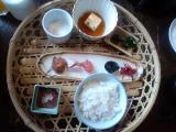 蔵三・朝食