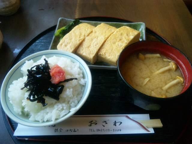 2011.9.9 鎌倉 おざわ