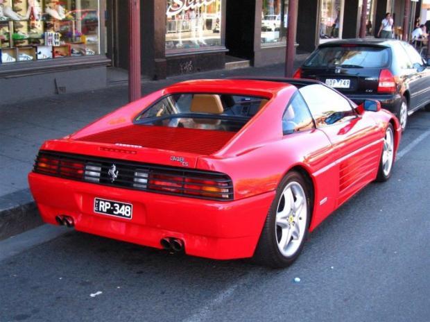 md_Ferrari_348_TS_Targa_-_rear_right_(Chapel_St,_South_Yarra,_Victoria,_Australia,_4_Feb_07)_convert_20101113155355