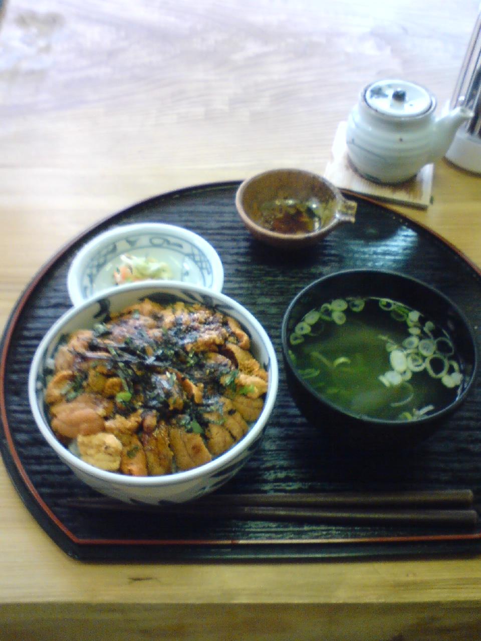五右衛門ウニ丼