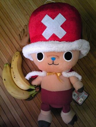 チョッパー&バナナ