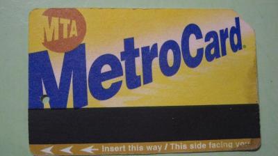 地下鉄切符