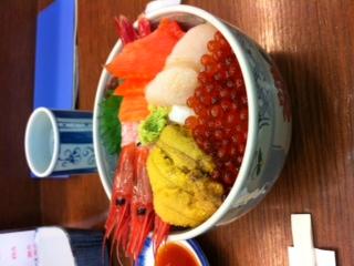 函館海鮮丼2
