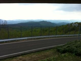 笹森展望所からの風景