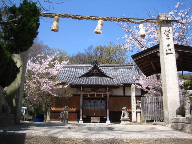 天満神社 2
