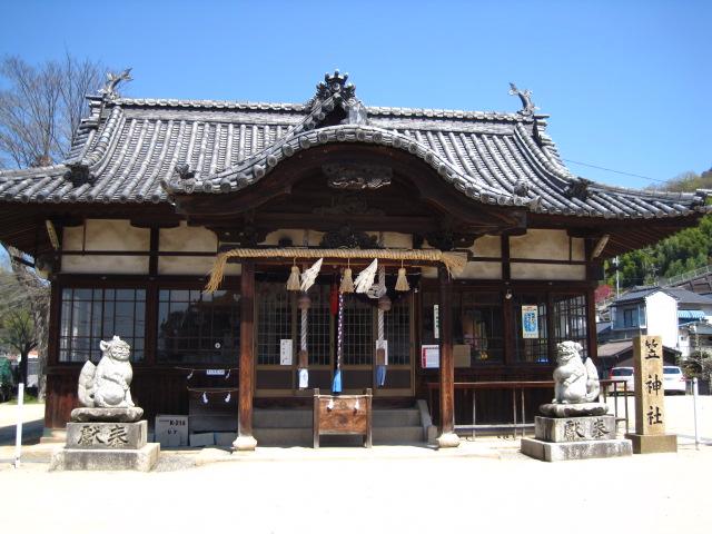 笠神社 3