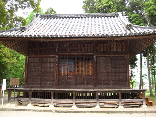 作楽神社 1