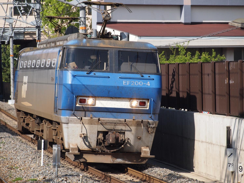 EF200 4号機