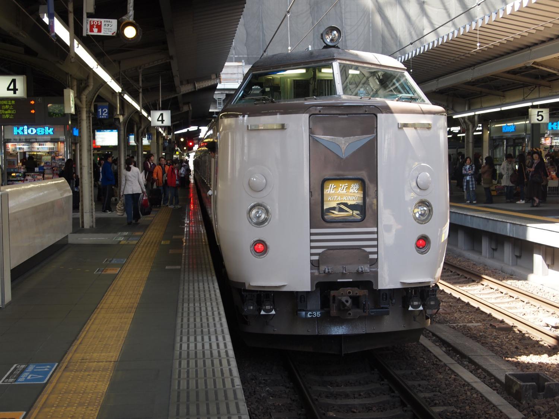 簡易貫通型183系JR西日本塗装