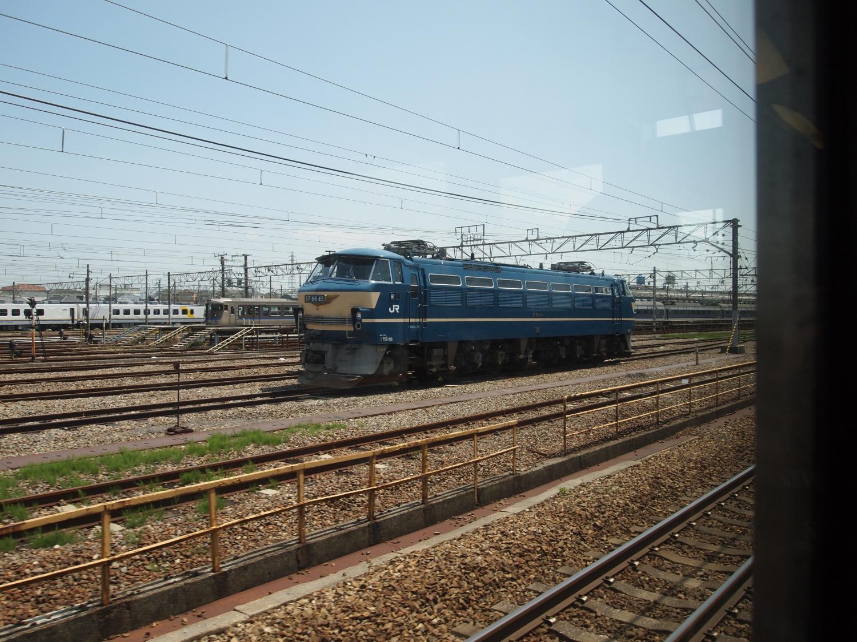 EF66 45号機