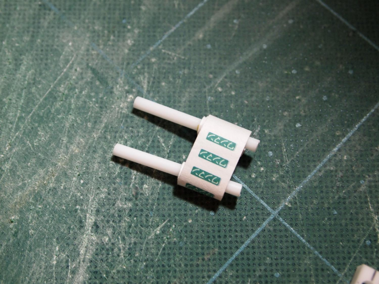 3mmの●プラ棒に巻くを貼り付け