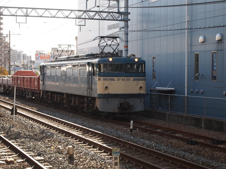 EF65 100号機
