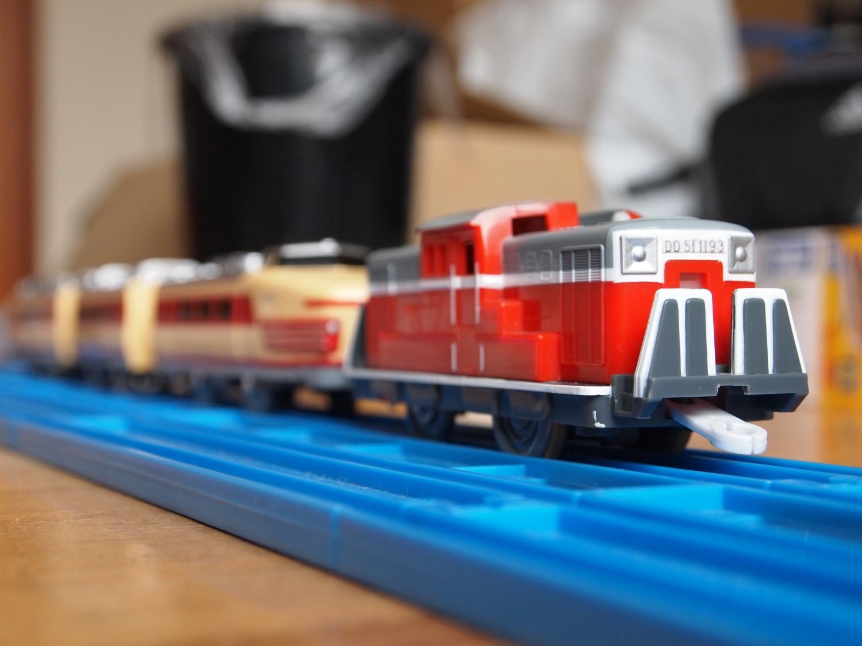 181系電車甲種回送2