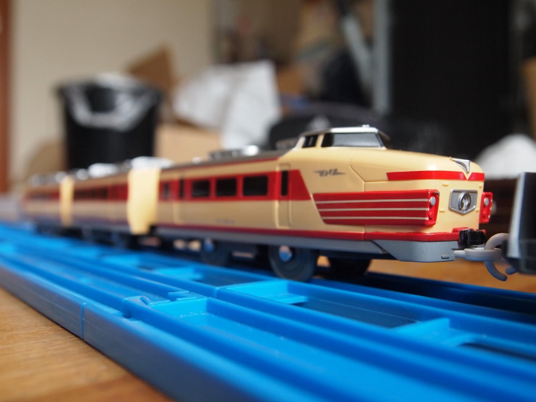 181系電車甲種回送3