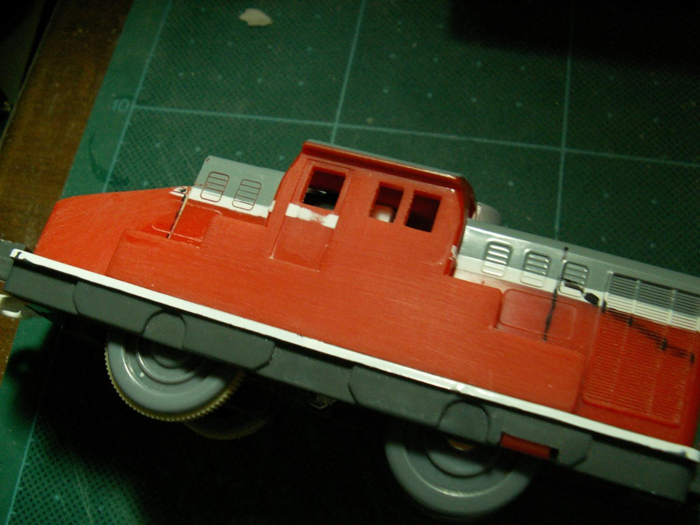 南海ED5101形側面