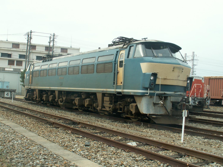 EF66 16号機