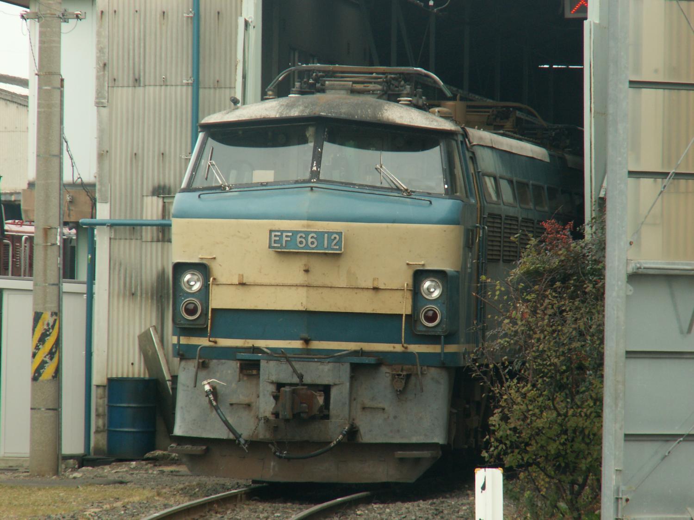 EF66 12号機