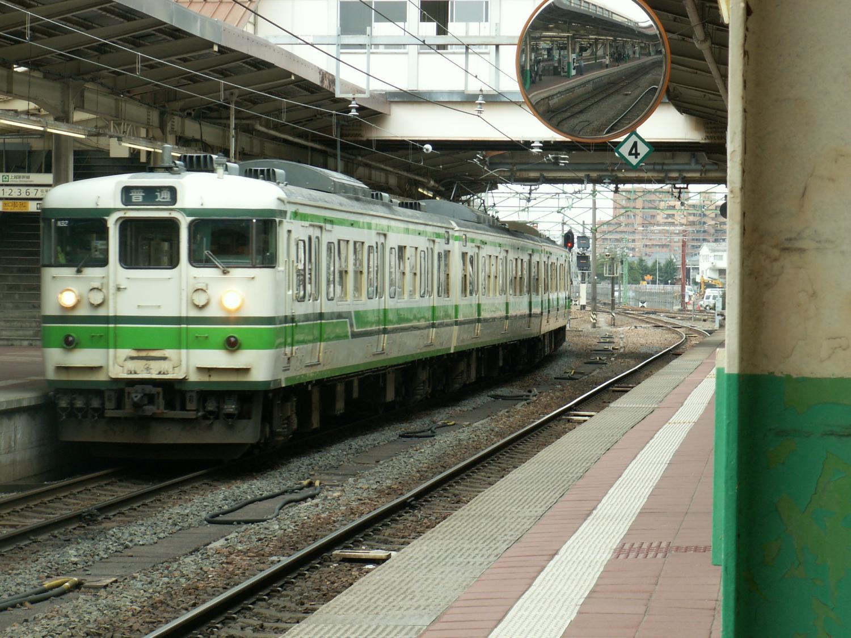 115系緑色