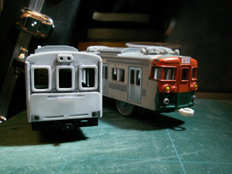 113系3800番台の2両