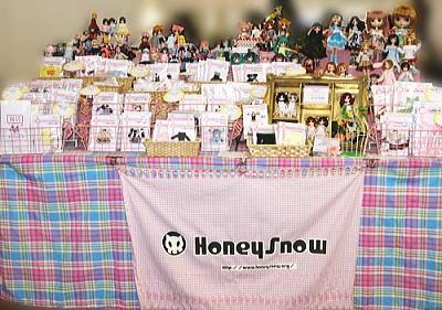 HoneySnow/ドールショウ36