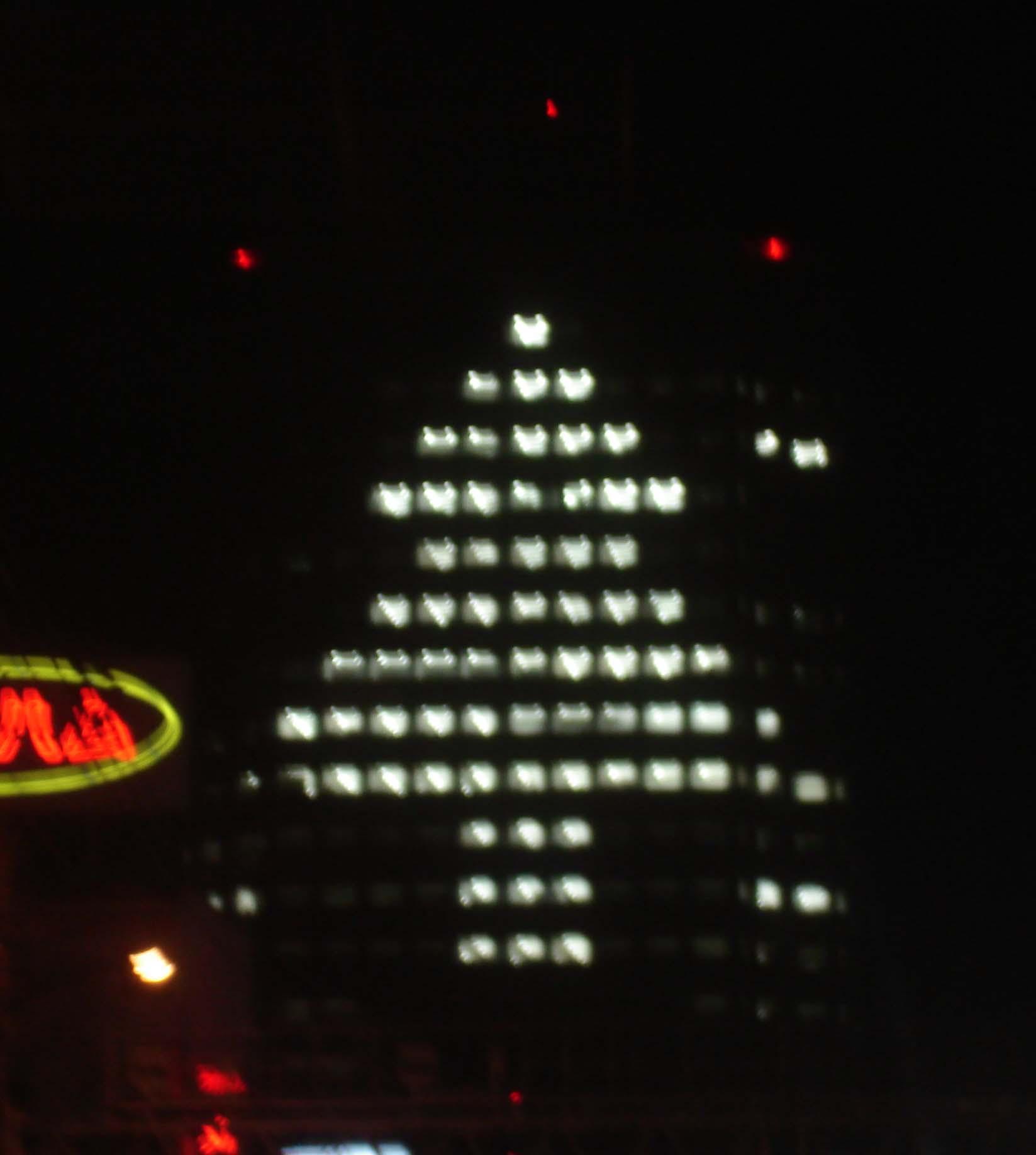 クリスマスツリー③