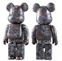 MATT BLACK 400% BE@RBRICK