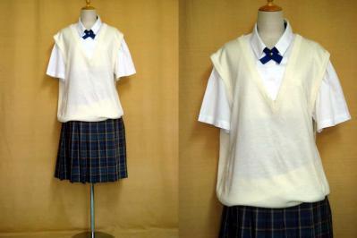 大阪市立市岡商業高等学校の中古制服