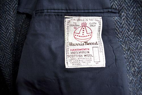 ハリスツイード ロゴ