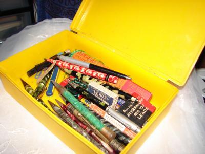 vintage pen8