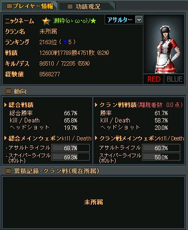 KD55達成★2012.03.27