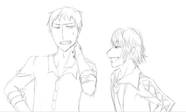 ユキさんと檜山
