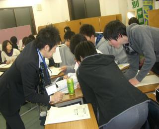 高校入試準備講座セミナー第1弾