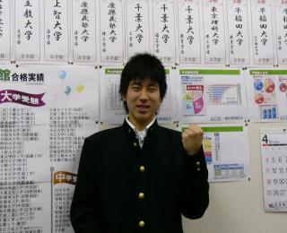 三浦君、おめでとう!